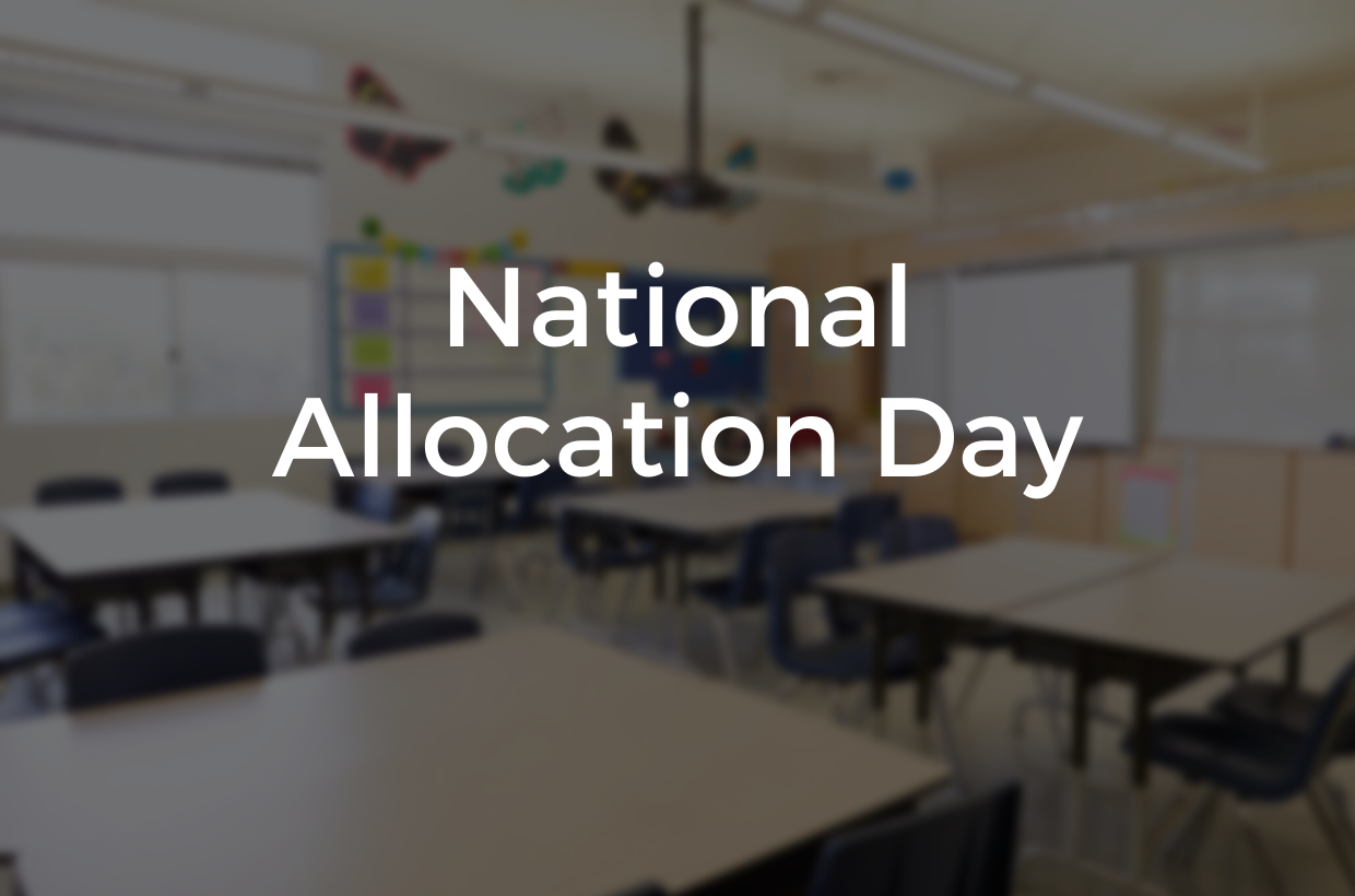 Welcome to Gorse Hill: National Allocation Day 2020